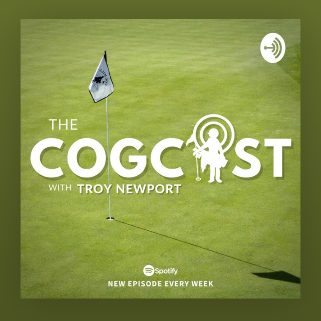 The CogCast Now Streaming on Spotify