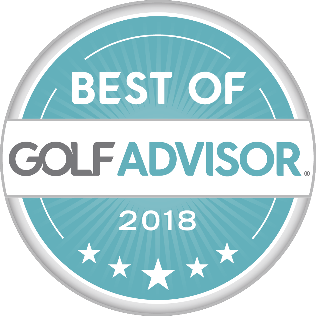 2018 Best of Golf Advisor