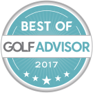 2017 Best of Golf Advisor